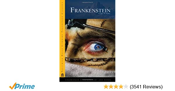 Amazon.com: Frankenstein: Literary Touchstone (9781580495943): Mary Shelley: Books