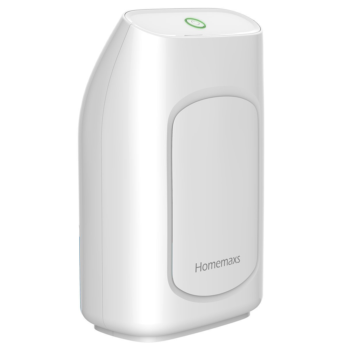 HOMEMAXS Dehumidifier, 700ml Portable Dehumidifier, Super Quiet Air Electric Dehumidifier with Auto Shut Off Function for Bedroom Bathroom Office Closet Wardrobe Basement Office (up to 220 sq ft)
