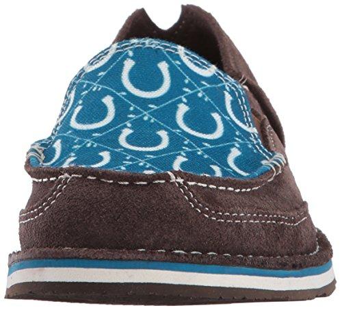 Ariat Womens Cruiser Slip-on Shoe Cioccolato / Scarpe Da Mare