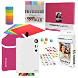 Polaroid Mint Instant Camera (White) Scrapbook Bundle with Neoprene Case