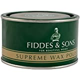 Fiddes Wax Polish Light 400ml