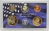 2001 S US Mint Proof Set