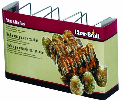 Char-Broil 4740 Potato-and-Rib Rack