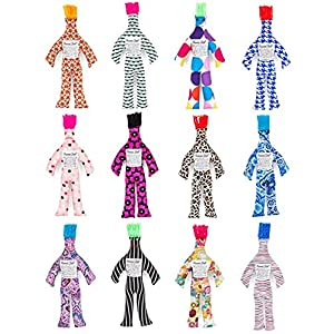 Dammit Doll Classic, 12 Inch, Random Color - 51SFwpm9OhL - Dammit Doll – Classic Random Color, Stress Relief – Gag Gift