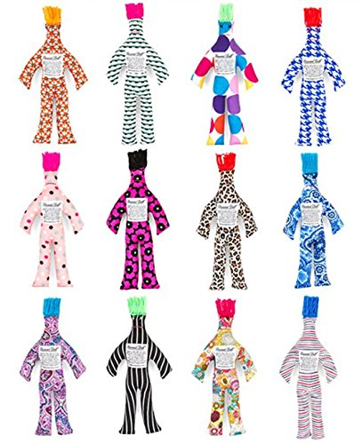 Dammit Doll Classic, 12 Inch, Random Color (Toy Doll Voodoo)