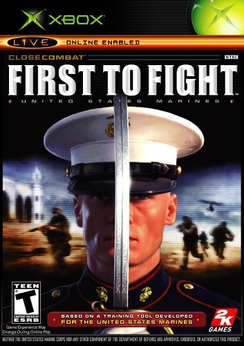 51SFwti2jvL - Close Combat: First to Fight - Xbox
