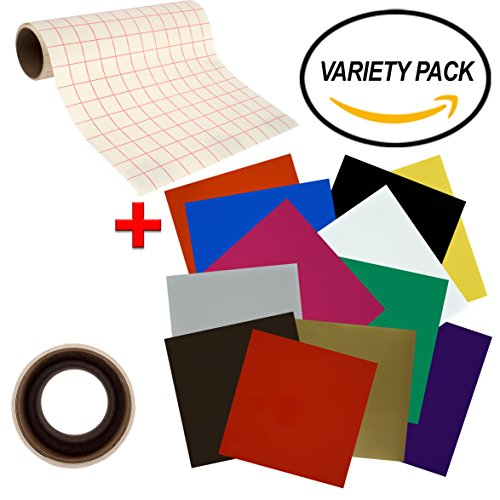 Angel crafts gift set 12x12 adhesive vinyl sheets and for Angel craft transfer tape