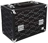 Caboodles Make Me Over 4 Tray Train Case, Cosmetic