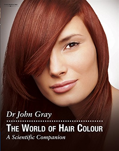 The World of Hair Colour (Hairdressing and Beauty Industry Authority) from Brand: Cengage Learning