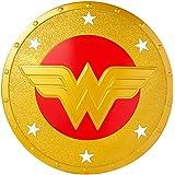 DC Super Heroe Girls Muñeca Mujer Maravilla Escudo