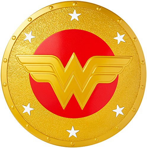 Mattel DC Super Hero Girls Wonder Woman Role Play Shield