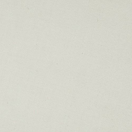 Hanes 0339062 Drapery Lining Classic Napped Sateen Fabric by The Yard, Ivory