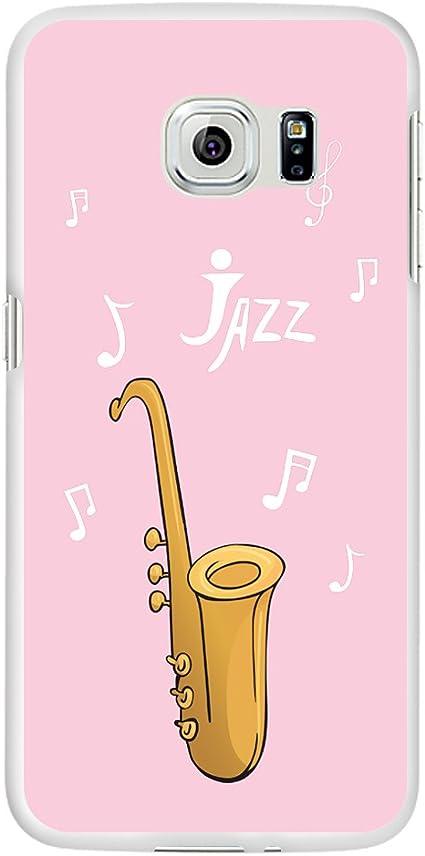 Bistorte Jazz Saxophone Téléphone Coque pour Apple iPhone 4/4S/5 ...