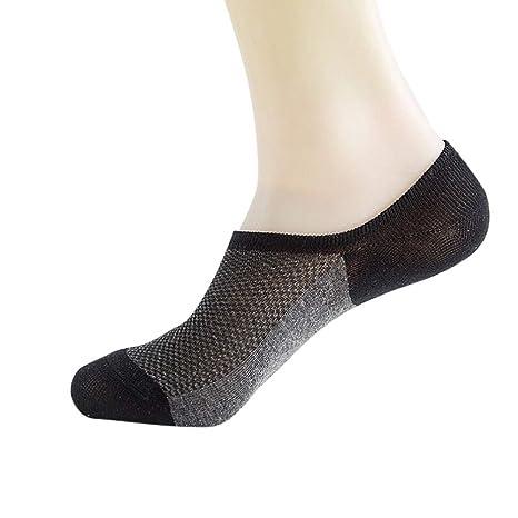 Tosonse Calcetines De Hombre Y Mujer Calcetines De Algodón De Trabajo Informal Calcetines De Algodón Para Mujer Calcetines Sin Corte Calcetines De Moda Calcetines Cómodos: Amazon.es: Ropa y accesorios