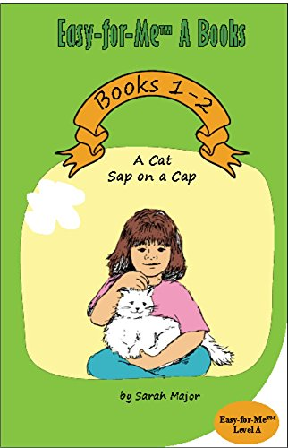Download Easy-for-Me A Books 1-2: A Cat, Sap on a Cap (Easy-for-Me Level A Books) Pdf