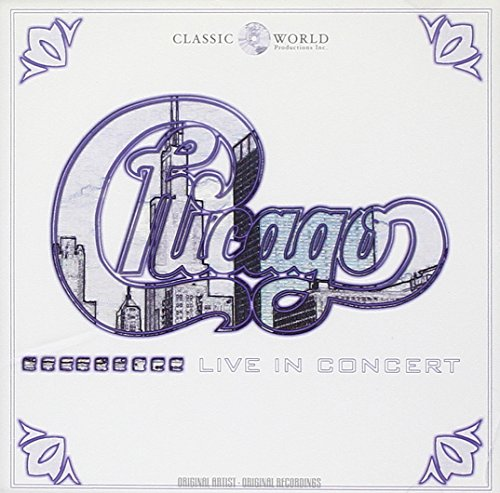 Live In Concert - Chicago In Outlets