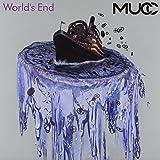 Mucc - Meganebu! (Anime) Intro Theme: World's End (CD+DVD) [Japan LTD CD] AICL-2606