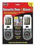 U.S. Patrol JB5536 Set/2 Security Door Alarm
