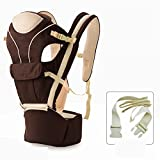 Baby carrier,All-in-one Multi-position Baby carrier for infants and toddlers Waist stool Front-hold Full seasons Baby carrier original Adjustable-C