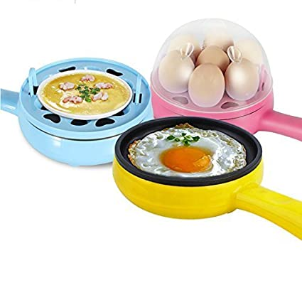 Bigbro 2 in 1 Multifunctional Electric Egg Cooker Egg