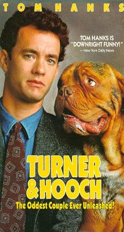 Turner & Hooch [VHS]