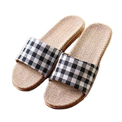 Oyangs Slippers Men,Unisex Slippers,Sandals,Waterproof Slippers,Indoor Slippers,House Slippers,Women Bathroom Shoes Slippers S168 B
