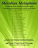 energy kinesiology - Meridian Metaphors, Psychology of the Meridians and Major Organs (Best Practices in Energy Medicine Series Book 3)