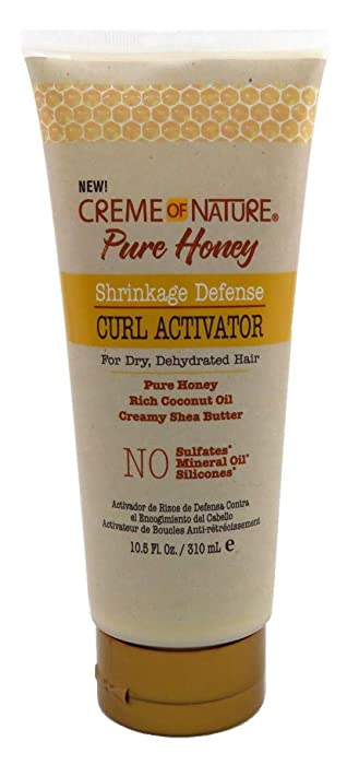 Top 10 Cream Of Nature Curl Activator