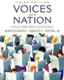 img - for Voices of a Nation: A History of Mass Media in the United States book / textbook / text book