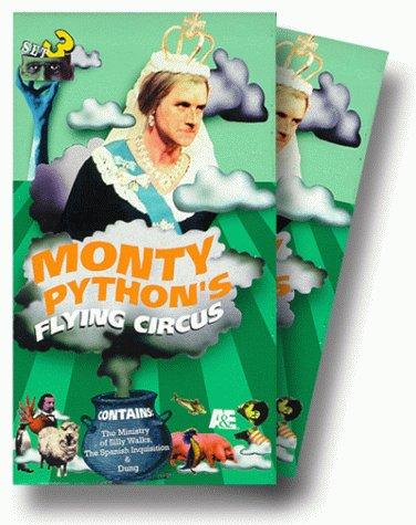 Monty Python's Flying Circus - Box Set 3 [VHS]