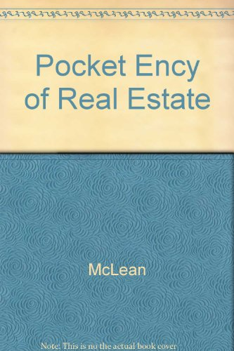 Pocket Encyclopedia of Real Estate