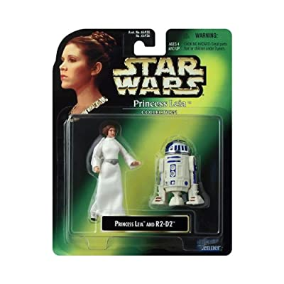 Star Wars Princess Leia & R2-D2 Set