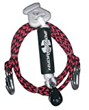 Hydroslide Rope Harness with Pulley and Float, Multicolor, 12'