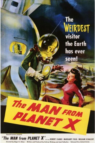 The Man from Planet X (Movie)