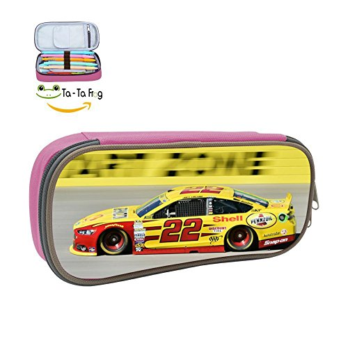 Grrry Racing Car 3D Printing Stationery Pen Bag Zipper Pencil Cases ()