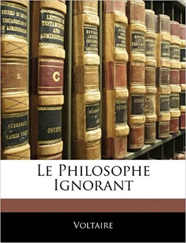 Livre gratuits Le Philosophe Ignorant epub pdf