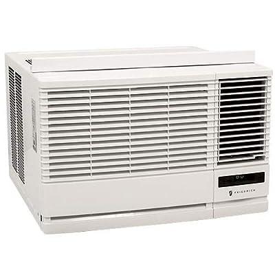 Friedrich EP08G11B 8000 BTU 115V Window Air Conditioner with 3850 BTU Heater and,