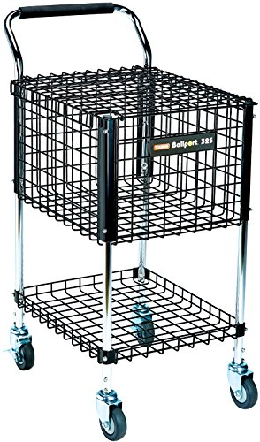 Tourna Ballport 325 Ball Tennis Teaching Cart (Ball Tennis Carts)