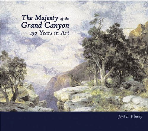 Read Online The Majesty Of The Grand Canyon: 150 Years In Art pdf epub