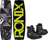 Ronix 2017 Vault (Metallic Silver/Black) Wakeboard