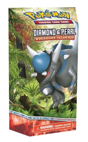 Pokemon Trading Card Game: Diamond & Pearl Mysterious Treasures