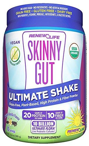 Renew-Life-Renew-Life-Skinny-Gut-Ultimate-Shake-Powder-Vanilla-134-Ounce