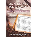 Puzzling Over Preparedness: Survivor Jane's Word Search Puzzle - Volume One (Volume 1)