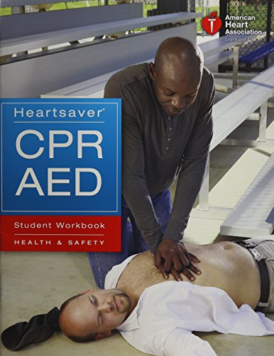 Heartsaver Cpr Aed Student Workbook