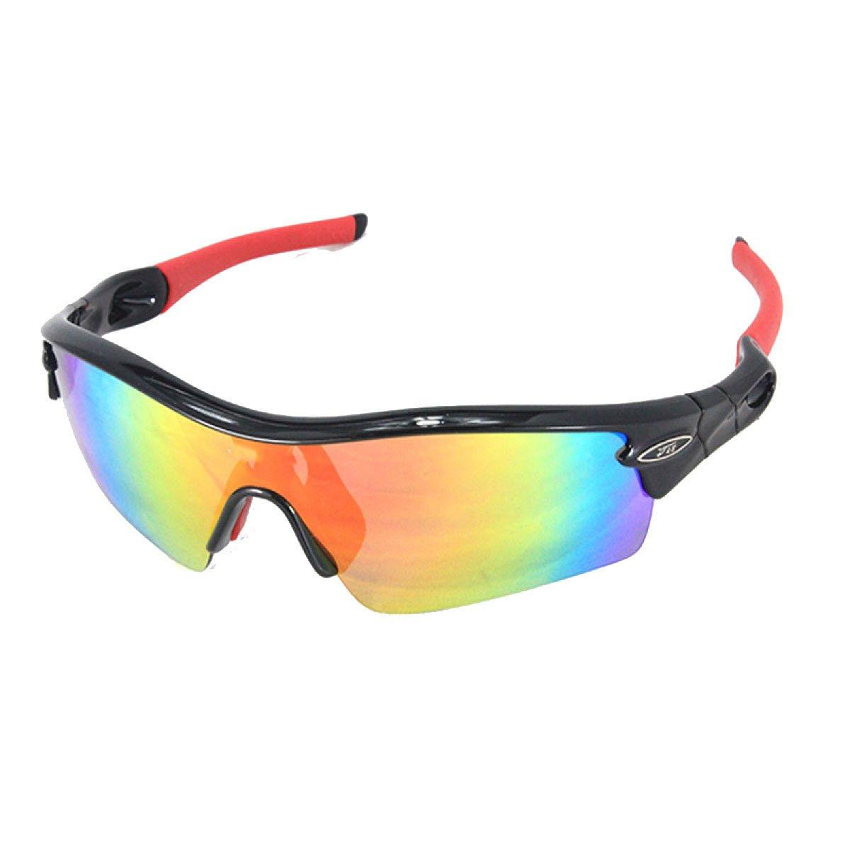 TZQ Riding Glasses Wind Mirrors Gafas Multifuncionales Polarizadas Gafas De Sol Antiempañamiento Al Aire Libre Gafas De Sol,E: Amazon.es: Jardín