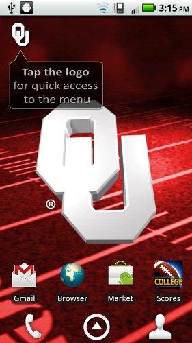 Amazon.com: Oklahoma Sooners Revolving Wallpaper: Appstore ...