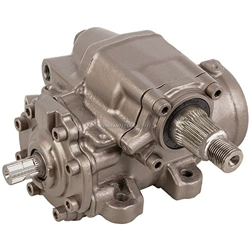 Remanufactured Power Steering Gearbox For Jeep Wrangler TJ 2003 2004 2005 2006 - BuyAutoParts 82-00434R Remanufactured
