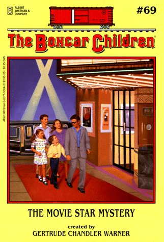 The Movie Star Mystery (Boxcar Children Mysteries) - Book #69 of the Boxcar Children