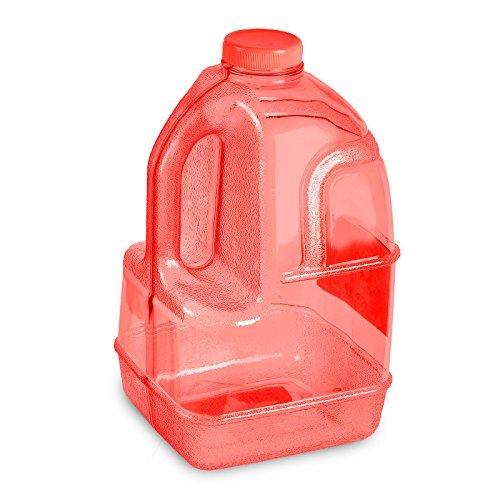 red 1 gallon water jug - 4