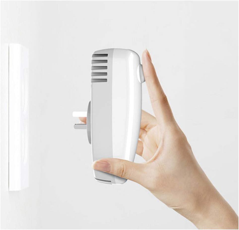 TLJX Purificador de Aire, Limpiador de Aire Eliminar Polvo Formaldehído Olor Familia y la Oficina con Generador de Iones: Amazon.es: Hogar